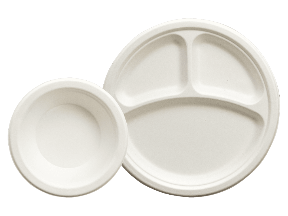 Heavy Weight Paper Plates and Bowls & Empress Earth | Eco-Friendly Food Service Supplies | Biodegradable ...