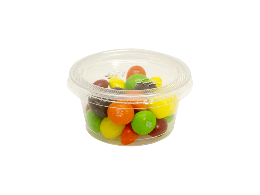Portion Cups and Lids Bulk